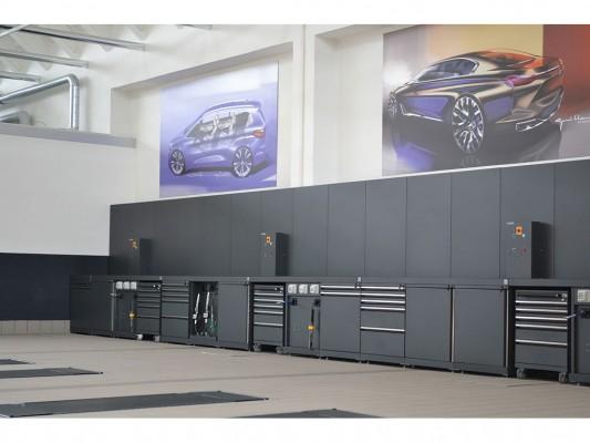Mobilier premium pentru ateliere auto