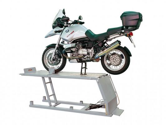 Elevatoare pentru motociclete si ATV-uri