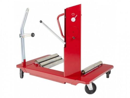Carucior pentru transportat roti si anvelope Cattini SR 1500 NT