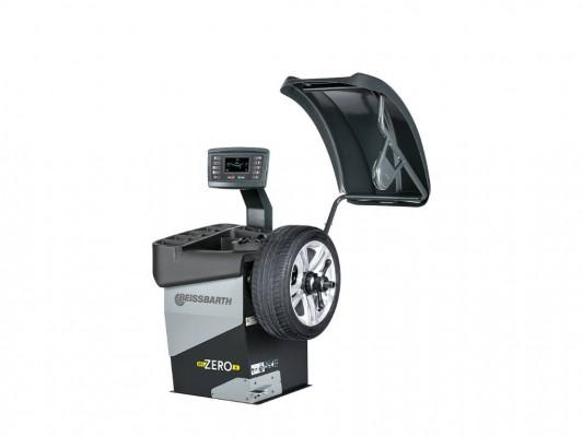 Masina de echilibrat roti de autoturisme, autoutilitare si motociclete Beissbarth MT Zero 6 LCD AW