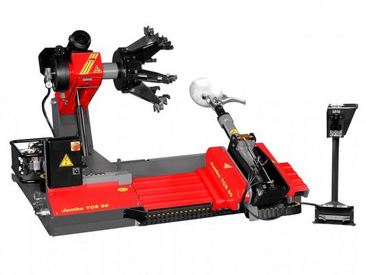 Masina pentru montat-demontat anvelope de camioane, utilaje agricole si utilaje industriale Sicam Jumbo TCS 60