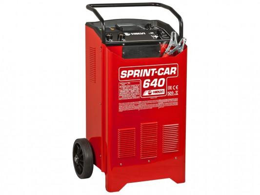 Incarcator profesional pentru baterii si starter Helvi Sprint Car 640