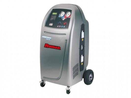 Echipament complet automat pentru verificarea si intretinerea instalatiilor de climatizare auto Robinair AC595 PRO