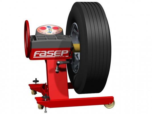 Masina electronica pentru echilibrarea rotilor Fasep B140 T Flip