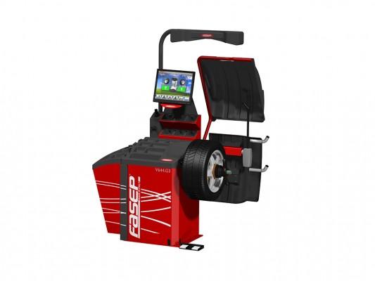 Masina pentru echilibrarea rotilor  Fasep V644 Touch