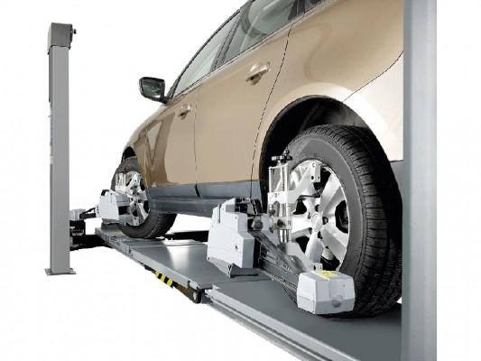 Echipament pentru verificarea si reglarea geometrie rotilor Beissbarth Easy CCD Plus - Kit Version Volvo