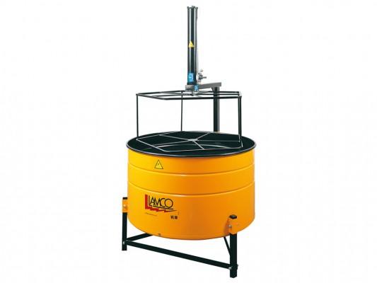 Dispozitiv cu actionare pneumatica verificare etansietate Lamco VL 18