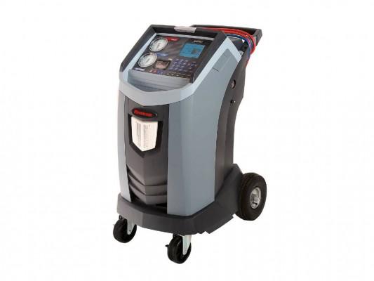Echipament automat pentru verificarea si intretinerea instalatiilor de climatizare auto Robinair AC1234-7i