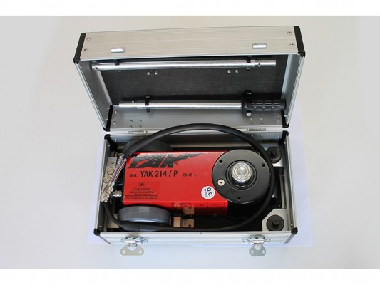 Cric pneumo-hidraulic Cattini YAK 214P
