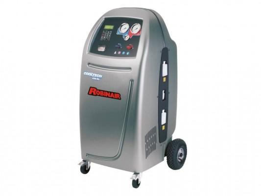 Echipament pentru verificarea si intretinerea instalatiilor de climatizare auto Robinair AC690 PRO