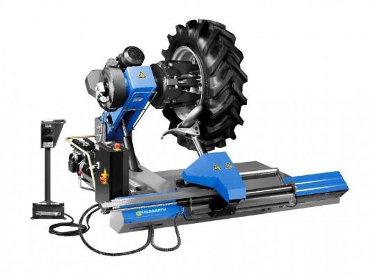 Masina pentru montat-demontat anvelope de camioane, utilaje agricole si industriale Beissbarth MS 78