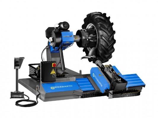 Masina pentru montat-demontat anvelope de camioane, utilaje agricole si utilaje industriale Beissbarth MS 80