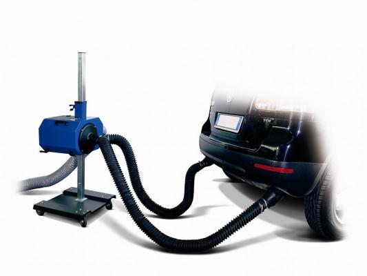 Sistem exhaustare gaze pentru doua esapamente Tecnolux 5025