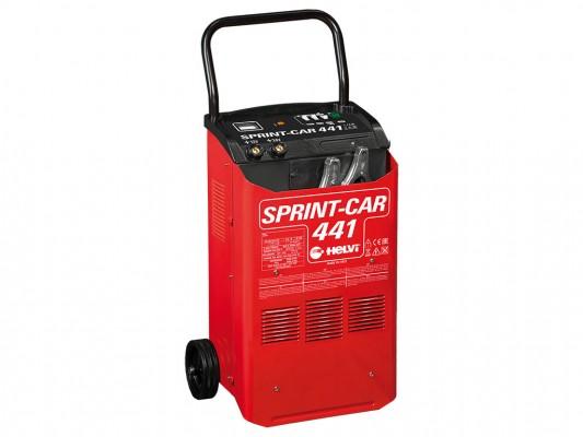 Incarcator profesional pentru baterii si starter Helvi Sprint Car 441