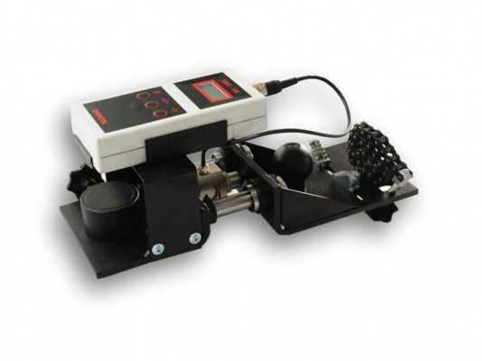 Dispozitiv pentru verificat frana inertiala la remorci Unimetal BTT 500