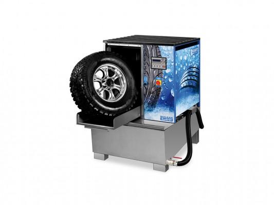 Masina pentru spalat roti Kart Wulkan 4x4