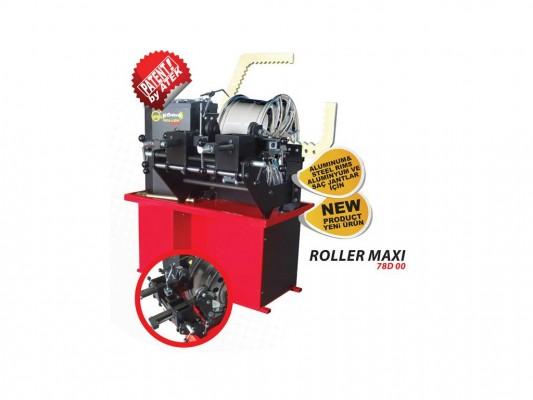 Masina de indreptat jante Atek Koning Roller Maxi