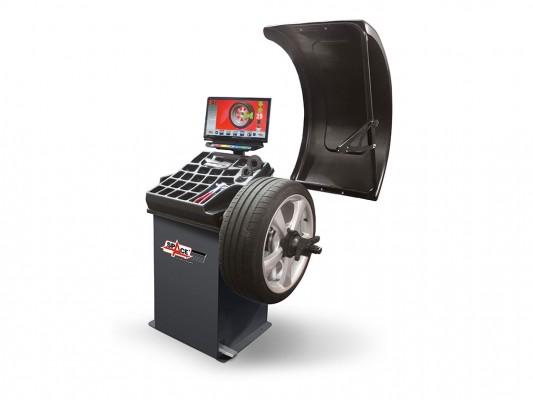 Masina pentru echilibrarea rotilor de autoturisme si autoutilitare Space ER255WS