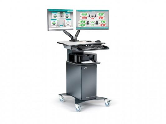 Echipament pentru masurarea profilului anvelopei VAS 741083 RDS Reifen-Diagnose-System