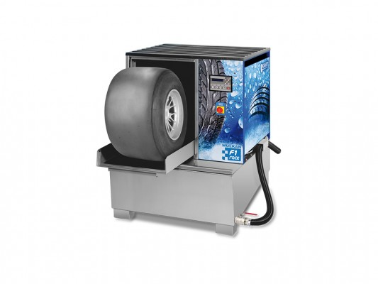 Masina pentru spalat roti Kart Wulkan F1
