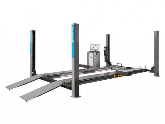 Echipament 3D pentru verificarea si reglarea geometrie rotilor Beissbarth Easy 3D Plus - WLAN Excellence Fiat