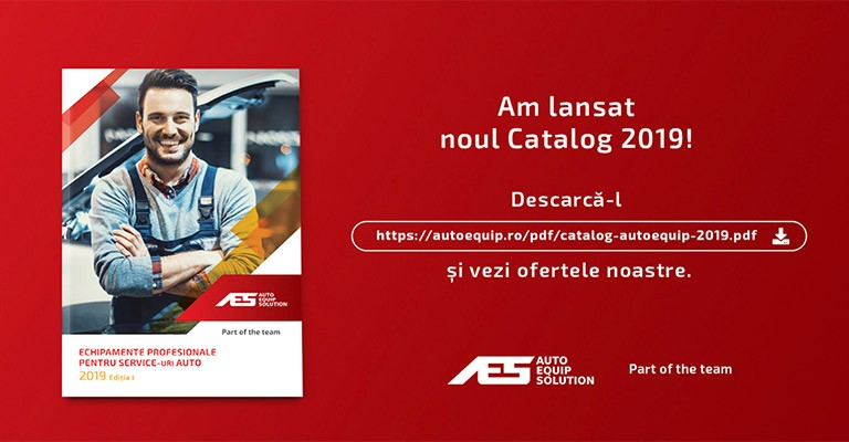 Catalogul AutoEquip Solution - Preturi speciale 2019