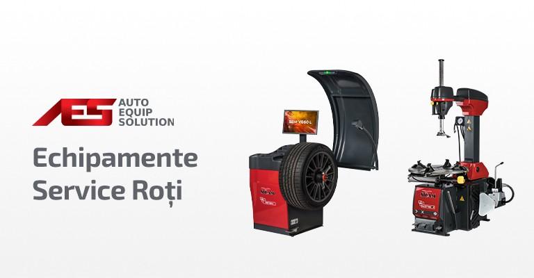 Echipamente profesionale service roti - Sicam, Italia