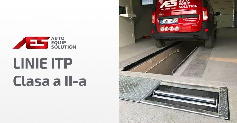 Oferta speciala echipamente linie ITP clasa a II-a