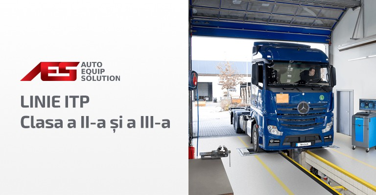 Oferta speciala echipamente linie ITP clasa a II-a si a III-a