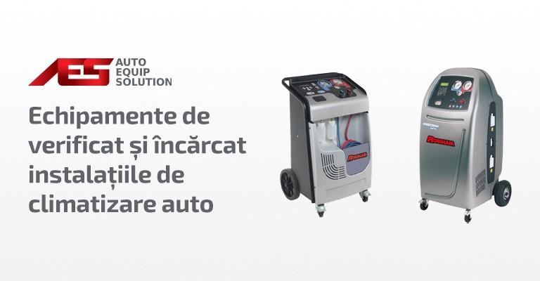 Oferta speciala Robinair - echipamente pentru sistemele de aer conditionat instalate pe autovehicule