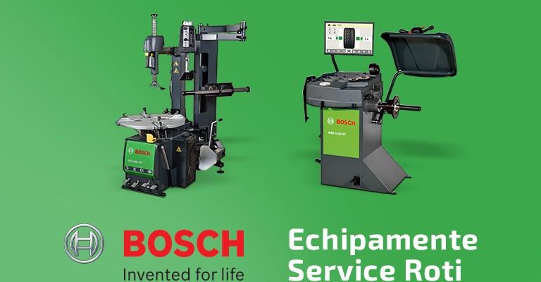 Oferta Bosch - echipamente service roti