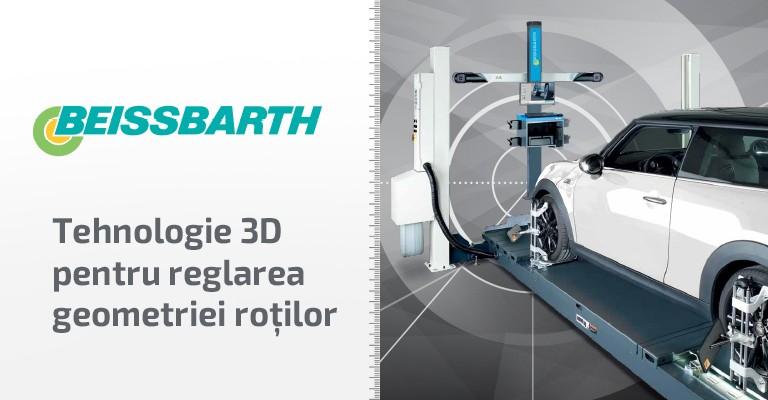Oferta speciala Beissbarth 3D Easy 2Cam